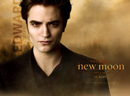 Robert Pattinson, New Moon